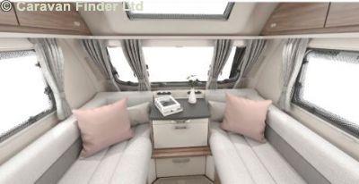 Swift Sprite Vogue 480 2022  Caravan Thumbnail