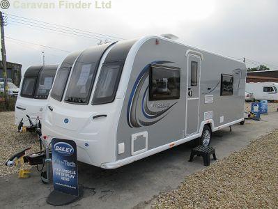 Bailey Pegasus Grande Rimini SE 2021  Caravan Thumbnail