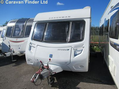 Coachman Amara 380 2011  Caravan Thumbnail