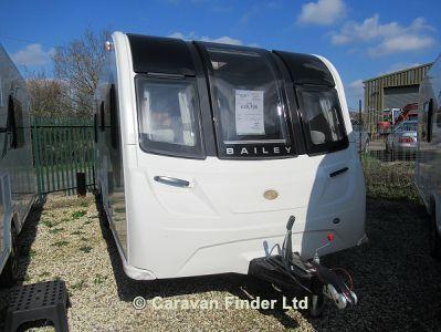 Bailey Alicanto Grande Porto 2021  Caravan Thumbnail