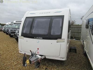 Lunar Lexon 590 2015  Caravan Thumbnail