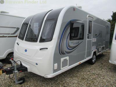 Bailey Pegasus Grande Brindisi SE 2021  Caravan Thumbnail