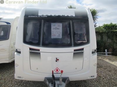 Coachman Singleton 565 2014  Caravan Thumbnail