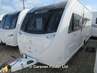 Swift Sprite Vogue 580 SB 2022  Caravan Thumbnail