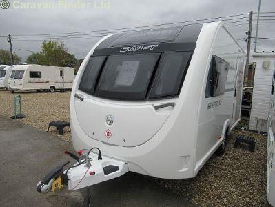 Swift Sprite Alpine 2 2019  Caravan Thumbnail