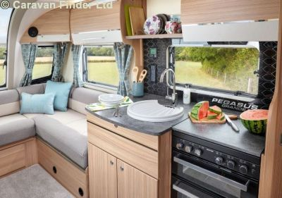 Bailey Pegasus Grande Turin SE 2021  Caravan Thumbnail