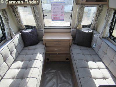 Bailey Phoenix + 650 2022  Caravan Thumbnail