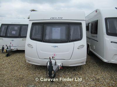 Lunar Delta RS 2012  Caravan Thumbnail