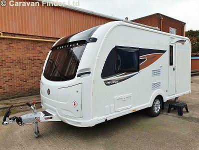 Coachman Avocet 460 SOLD 2021  Caravan Thumbnail