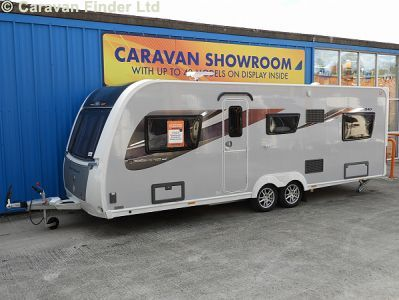 Elddis Elddis Osprey 840 SOLD 2021  Caravan Thumbnail