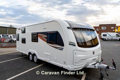 Coachman Avocet 830 SOLD 2021  Caravan Thumbnail