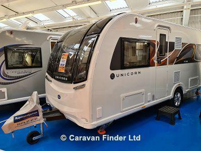 Bailey Unicorn Vigo DUE IN 2022  Caravan Thumbnail