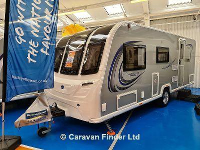 Bailey Pegasus Grande Ancona DUE 2022  Caravan Thumbnail