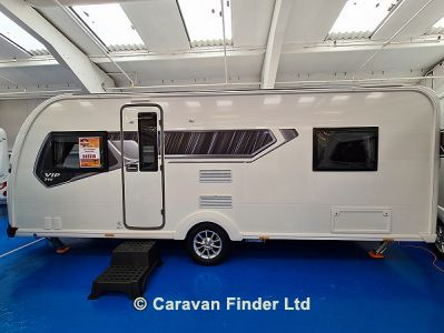 Coachman VIP 540 Xtra 2022  Caravan Thumbnail