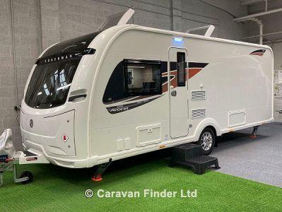 Coachman Avocet 545 SOLD 2021  Caravan Thumbnail