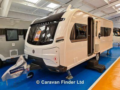 Coachman Lusso I - DUE 2022  Caravan Thumbnail