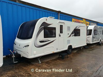 Bailey Unicorn Cadiz SOLD 2021  Caravan Thumbnail