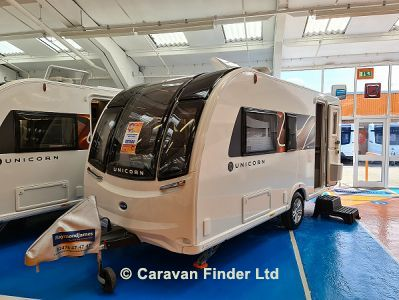 Bailey Unicorn Seville DUE 2022  Caravan Thumbnail