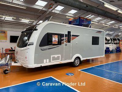 Coachman Avocet 575 2022  Caravan Thumbnail