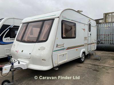 Elddis Avante 482 2002  Caravan Thumbnail