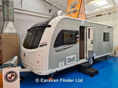 Coachman Avocet 545 2022  Caravan Thumbnail