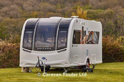 Bailey Unicorn Cartagena DUE 2022  Caravan Thumbnail