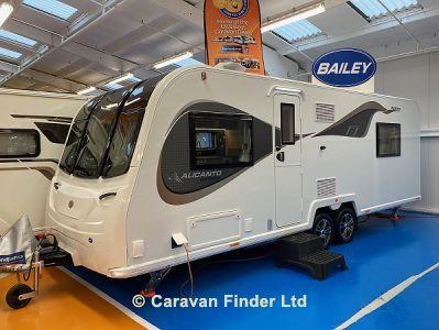 Bailey Alicanto Grande Porto DUE IN 2022  Caravan Thumbnail