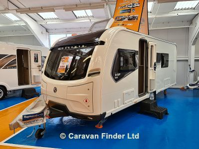 Coachman VIP 565 DUE 2022  Caravan Thumbnail