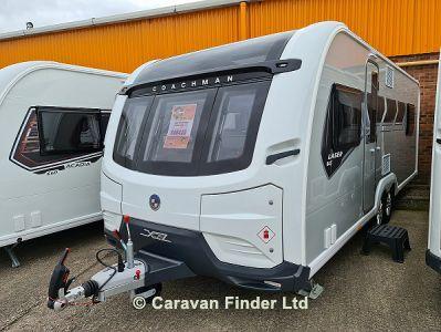 Coachman Laser Xcel 845 DUE 2022  Caravan Thumbnail