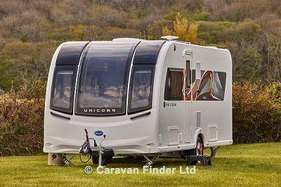 Bailey Unicorn Cabrera DUE 2022  Caravan Thumbnail