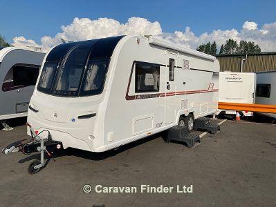 Bailey Unicorn Cartagena SOLD 2019  Caravan Thumbnail