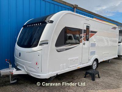 Coachman Avocet 575 SOLD 2021  Caravan Thumbnail