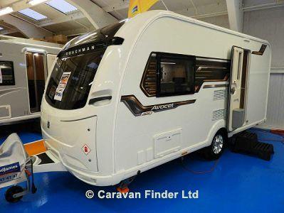 Coachman Avocet 460 SOLD 2020  Caravan Thumbnail