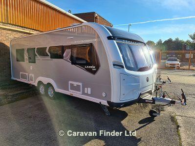 Coachman Laser 665 DUE 2022  Caravan Thumbnail