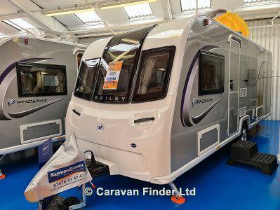 Bailey Phoenix Plus 644 2022  Caravan Thumbnail