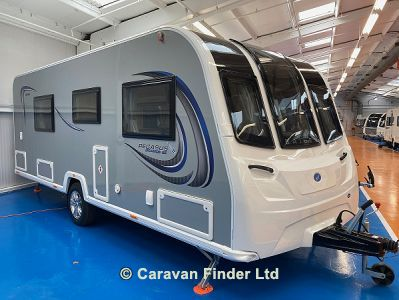 Bailey Pegasus Grande Rimini 2021  Caravan Thumbnail