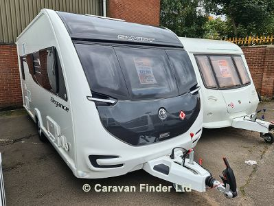 Swift Elegance 480 SOLD 2021  Caravan Thumbnail