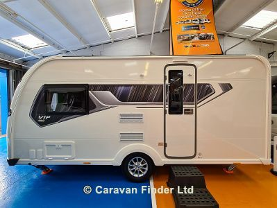 Coachman VIP 460  2022  Caravan Thumbnail