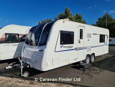 Bailey Pegasus Grande Messina 2019  Caravan Thumbnail