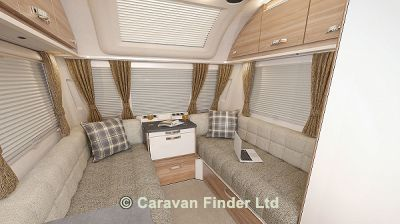 Swift SPRITE ALPINE 4  2022 Caravan Photo