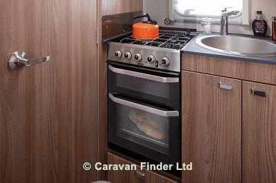 Swift SPRITE COMPACT 2022 Caravan Photo