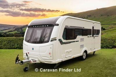 Coachman Festival 520 2020  Caravan Thumbnail
