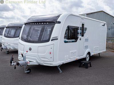 Coachman Acadia 575 2021  Caravan Thumbnail