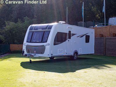 Elddis Chatsworth 550 2021  Caravan Thumbnail