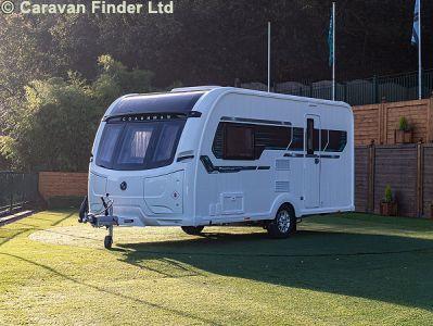 Coachman Festival 460 2021  Caravan Thumbnail
