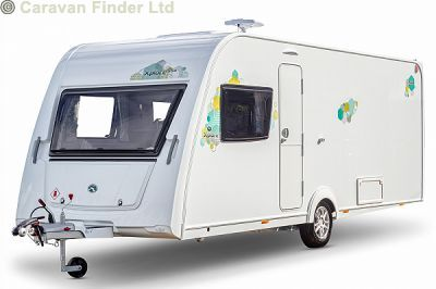 Xplore 554 SE 2021  Caravan Thumbnail