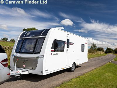 Elddis Avante 550 2021  Caravan Thumbnail