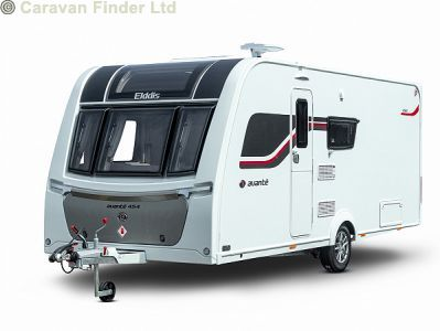 Elddis Avante 454 2021  Caravan Thumbnail