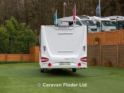 Swift Sprite Major 4 SB 2021  Caravan Thumbnail
