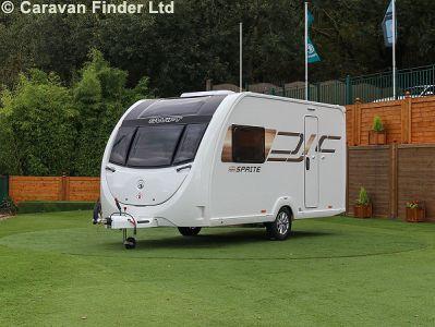 Swift Sprite Alpine 2 2021  Caravan Thumbnail